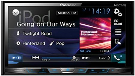 best touch screen car stereo for the money