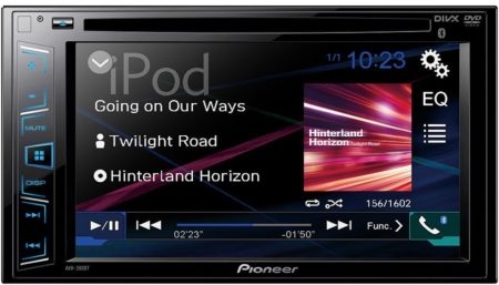 best touch screen car stereo 2018