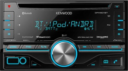 bluetooth car stereo system