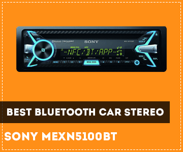 best bluetooth car stereo 2017