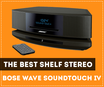 best shelf stereo system