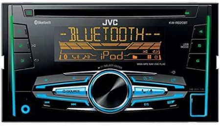 JVC KW-R920BTS review