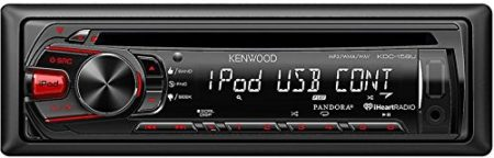 Kenwood KDC-158U review