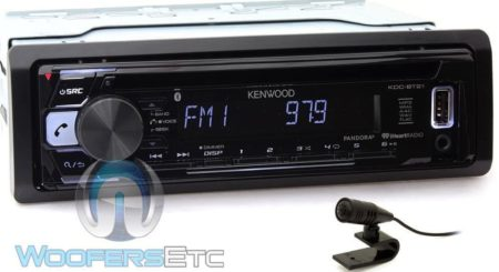 Kenwood KDC-BT21 review