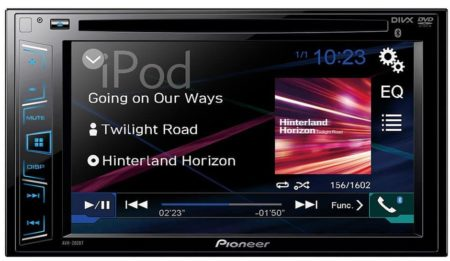 Pioneer AVH-280BT review