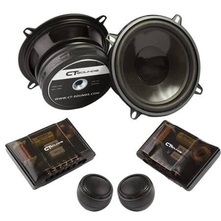 best component speakers for bass