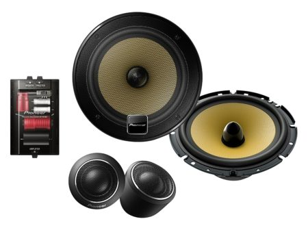 best component speakers under 100