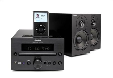small stereo system