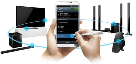 wireless home stereo